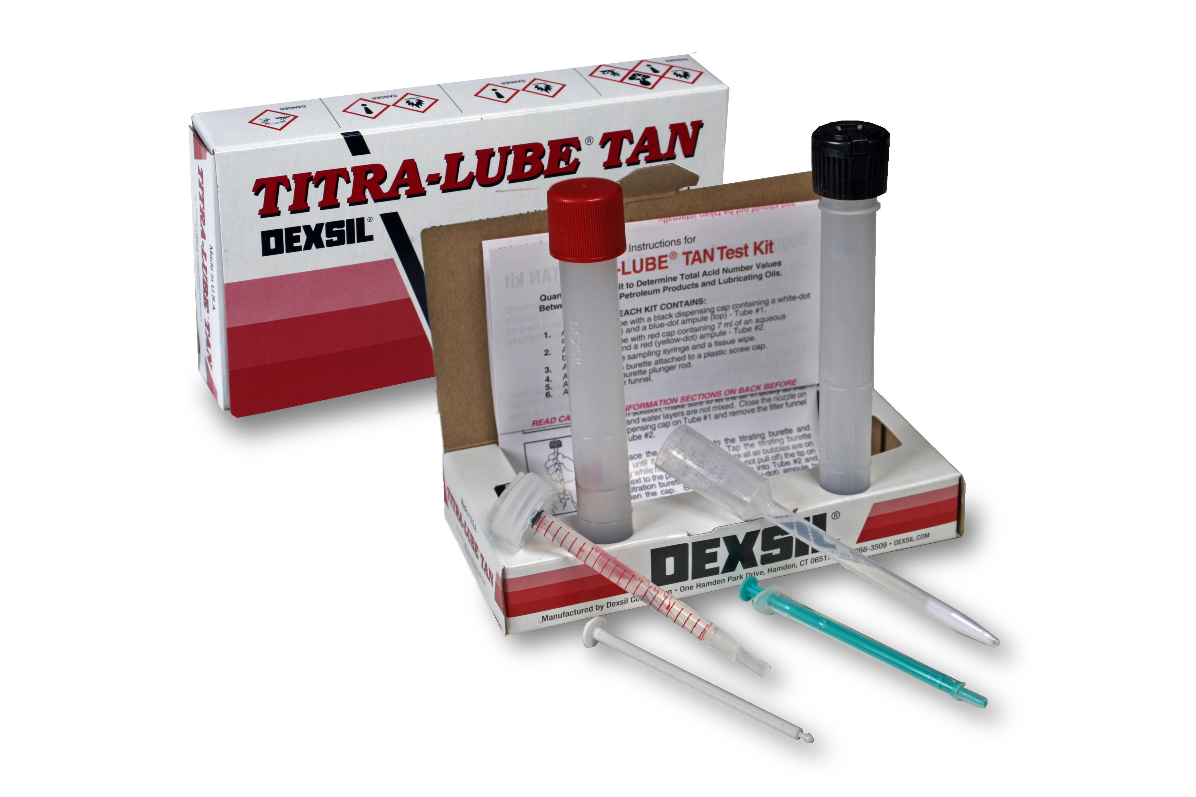 TitraLube® TAN - Dexsil