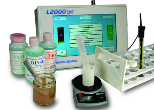 L2000® Two-Step Soil Reagents